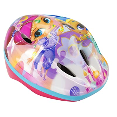 Shimmer and Shine 2674 Helmet: Toys & Games