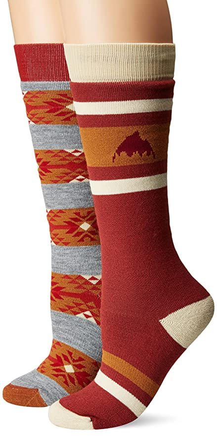 a8973d60bf1b Burton Women's Weekend Two-Pack Socks