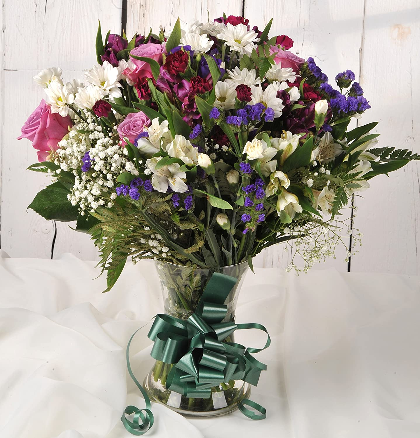 Sympathy Bereavement Or Condolence Flowers Delivered Lilac