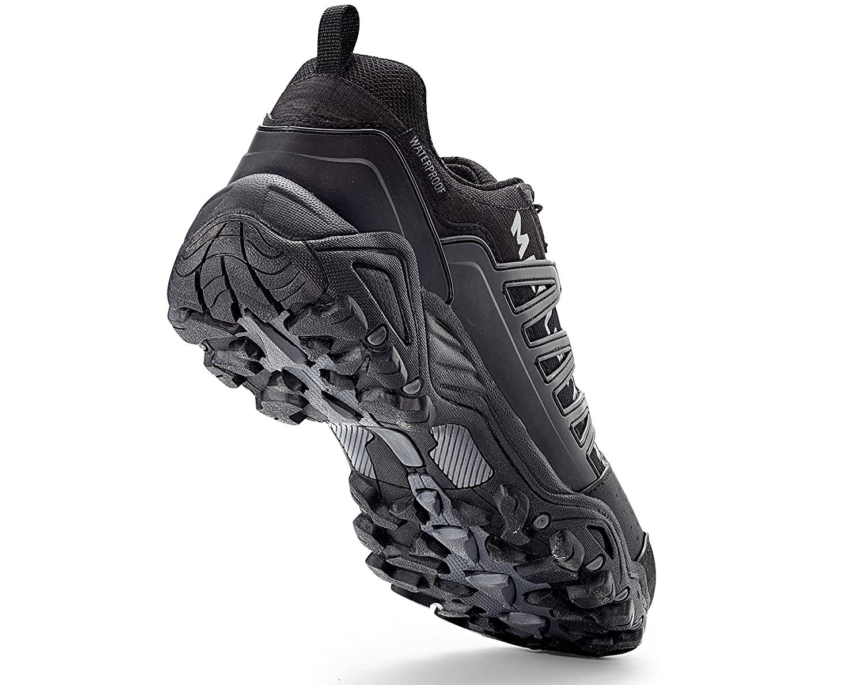 14c2f7ddcd5f8 Maelstrom Speed Lace Lock Men Impermeable s Botas Negro de montaña para  Mochilero al aire libre Trekking Caza - Con estilo cómodo Impermeable ligero  Botas ...