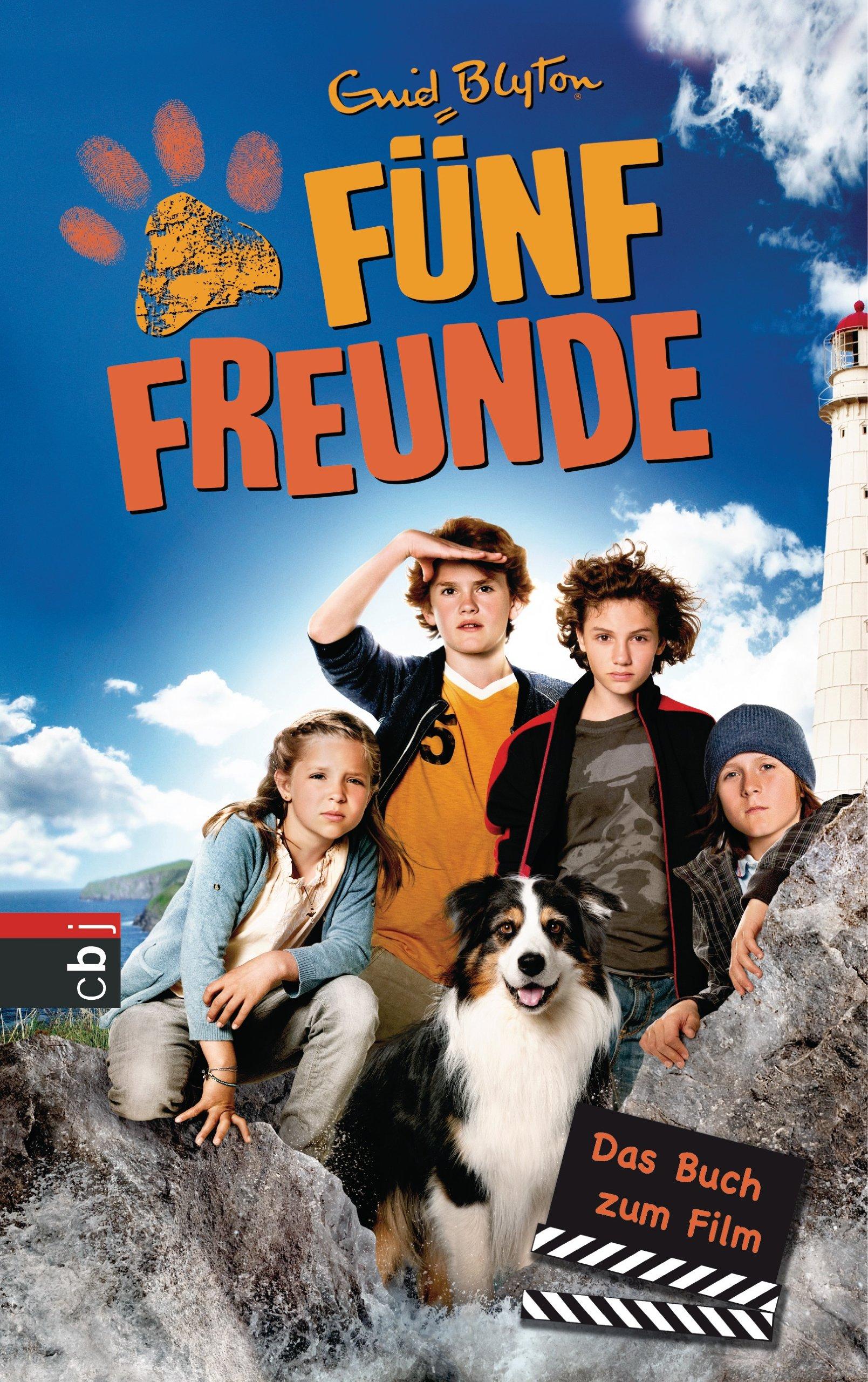 Fünf Freunde - Das Buch zum Film: Band 1