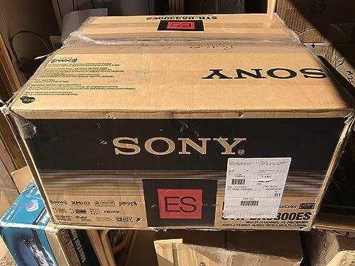 Sony STR-DA3300ES ES 7.1 Channel Surround Sound Audio Video Receiver Discontinued by Manufacturer