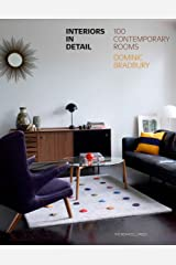 Interiors in Detail: 100 Contemporary Rooms Hardcover
