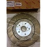 EBC Brakes RK7465 RK Series Premium OE Replacement Brake Rotor