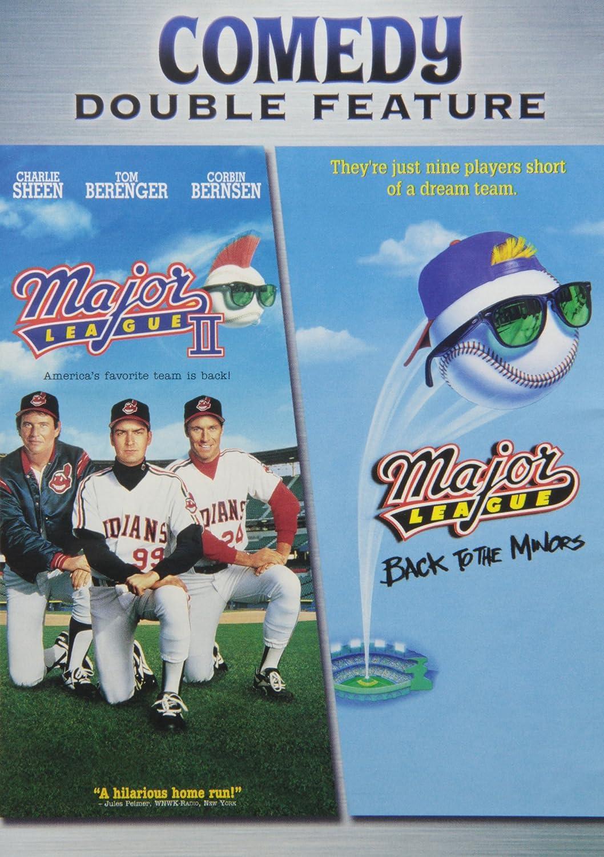 Major League II [Reino Unido] [DVD]: Amazon.es: Charlie Sheen ...