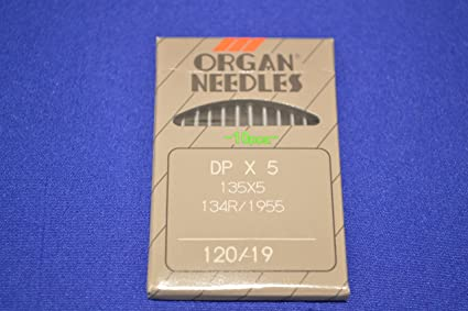 LEATHER POINT SIZE 120//19 WILL FIT INDUSTRIAL SEWING MACHINE NEEDLES ORGAN BROTHER ETC