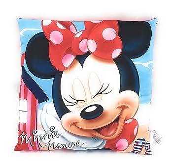 Minnie Cojín Fantasía Niño - 35 x 35 cm Mouse - Disney ...