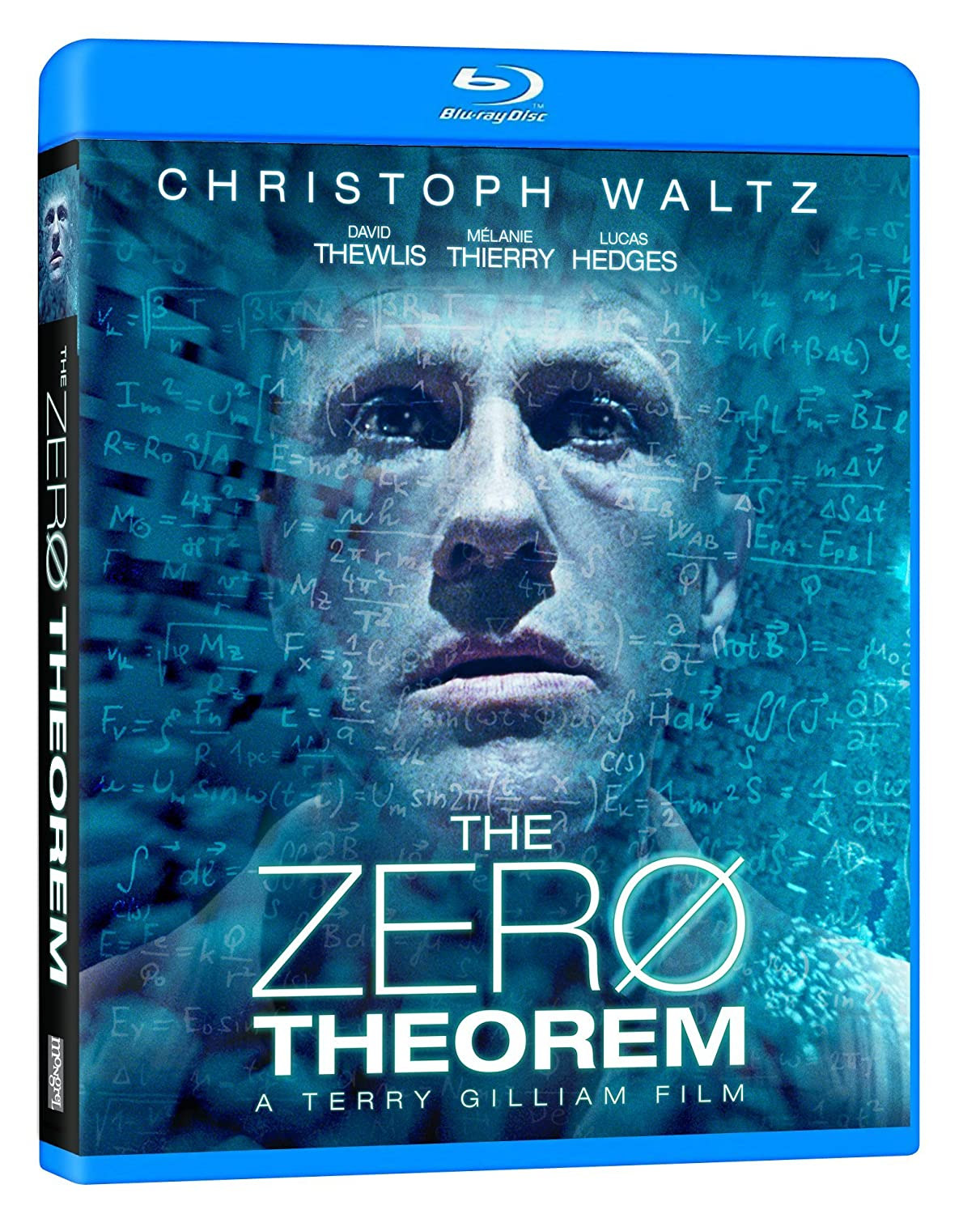 The Zero Theorem (Le Théorème zéro) [Blu-ray] (Bilingual) Christoph Waltz David Thewlis Ben Whishaw Terry Gilliam