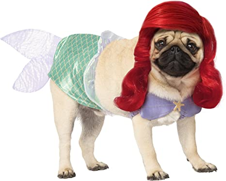 Princess Elsa Halloween Dog Pet Costume Medium New with Tags
