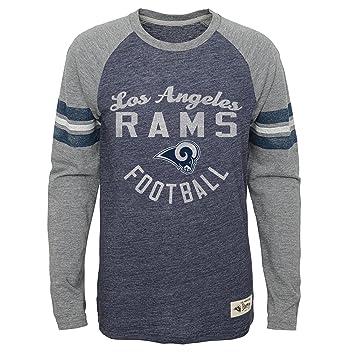 NFL - Camiseta de manga larga, orgullo del fútbol americano, para jóvenes y niños: Amazon.es: Deportes y aire libre