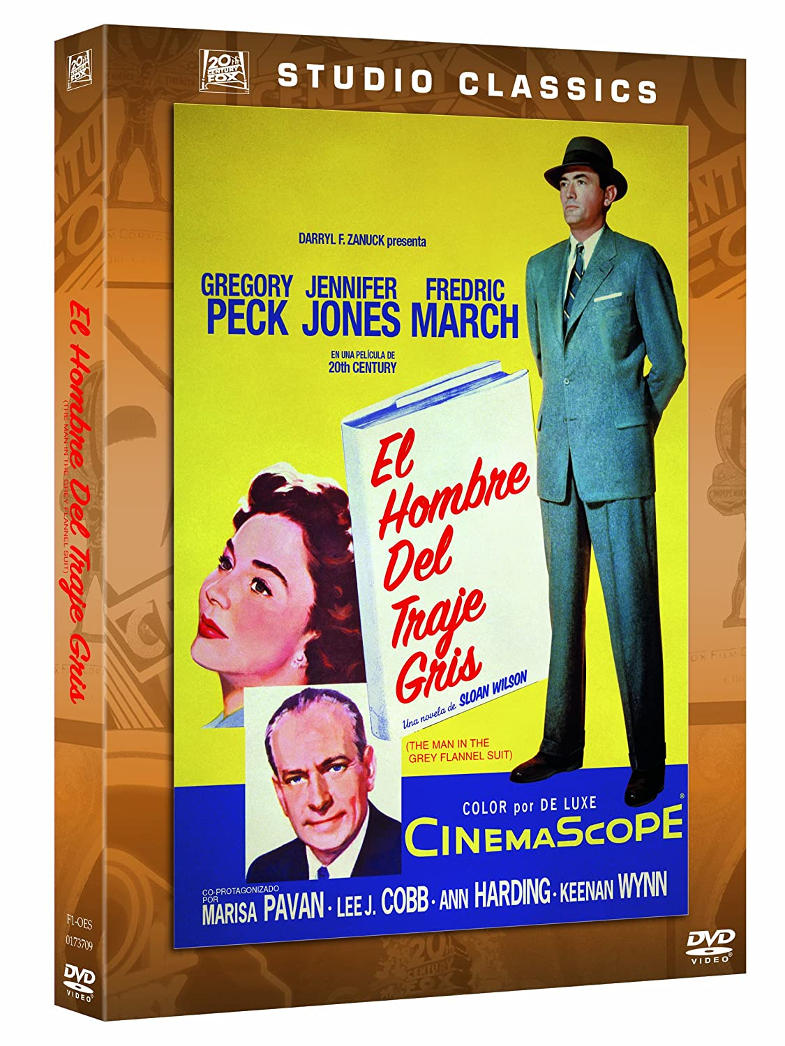 Amazon.com: El Hombre Del Traje Gris (Import Movie ...