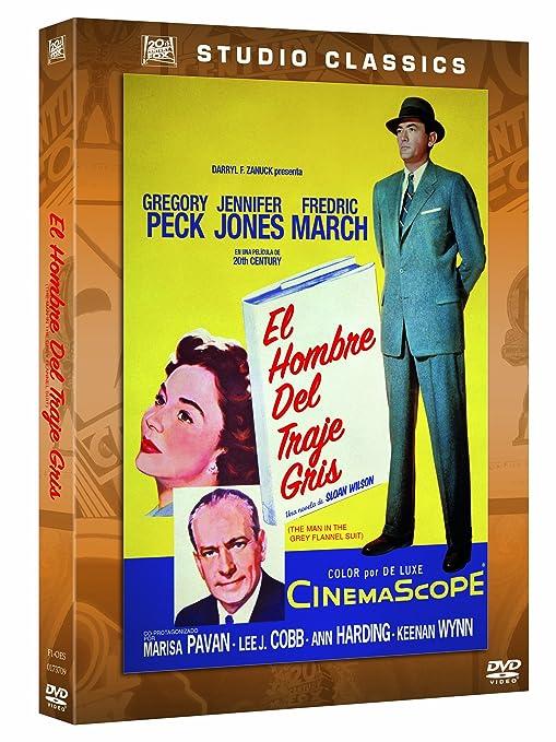 El hombre del traje gris [DVD]: Amazon.es: Gregory Peck ...