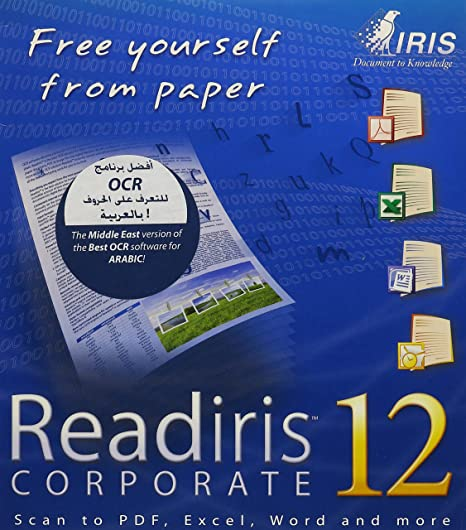 readiris pro 12 middle east