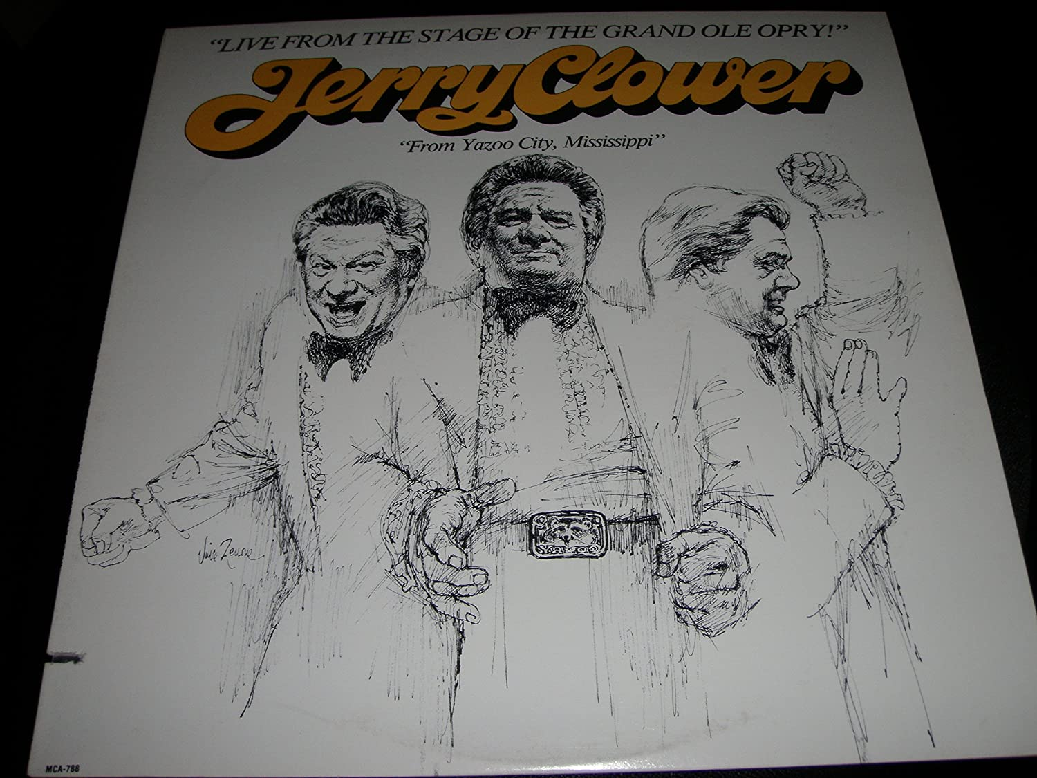 Jerry clower live from the stage of the grand ole opry from yazoo jerry clower live from the stage of the grand ole opry from yazoo city mississippi amazon music arubaitofo Gallery