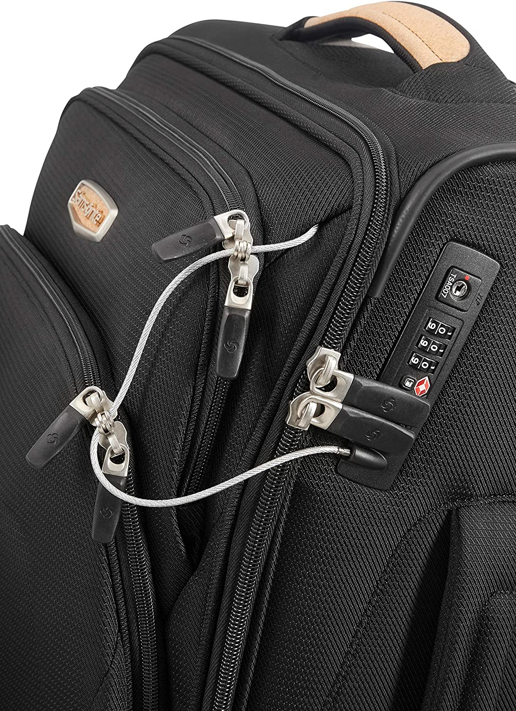 Eco Black 43 liters Noir SAMSONITE Spark SNG Eco Spinner 55 Bagage Cabine cm