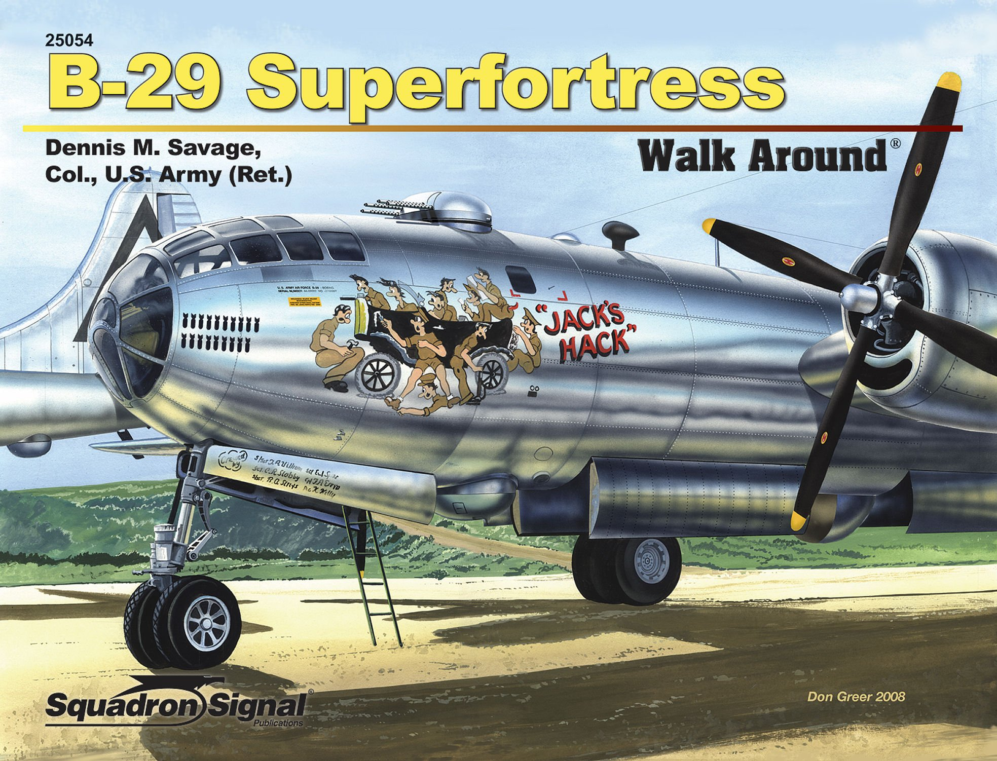 Download B-29 Superfortress - Color Walk Around No. 54 ebook