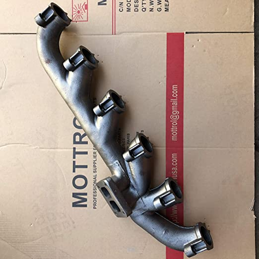 3.3 Cummins// Komatsu Exhaust Manifold