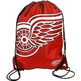 NHL Detroit Red Wings Drawstring Backpack