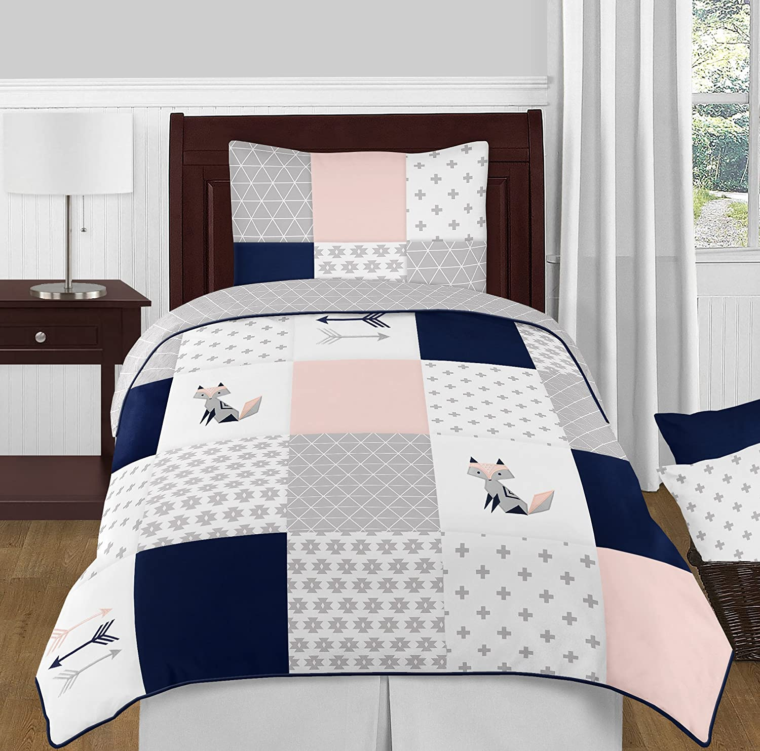 Mk Collection 5pc Modern Bedspread Day Bed Solid Embossed Coffee//Beige New
