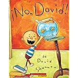 No, David! (No, David!) (David Books) (Spanish Edition)