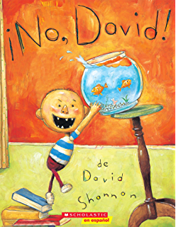 No, David! (No, David!) (David Books) (Spanish