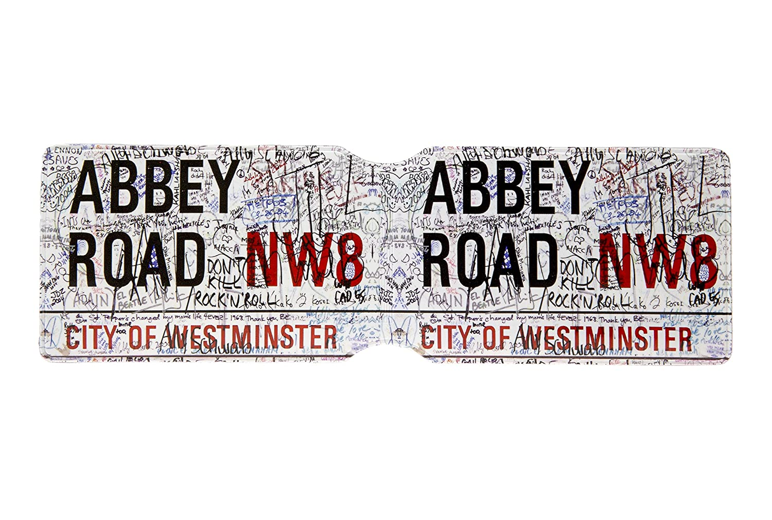 Abbey Road Oyster Kartenhalter Urbangift