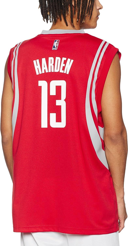 Adidas Rockets No.13 Harden - Camiseta de manga corta para hombre, multicolor, XXL: Amazon.es: Ropa y accesorios
