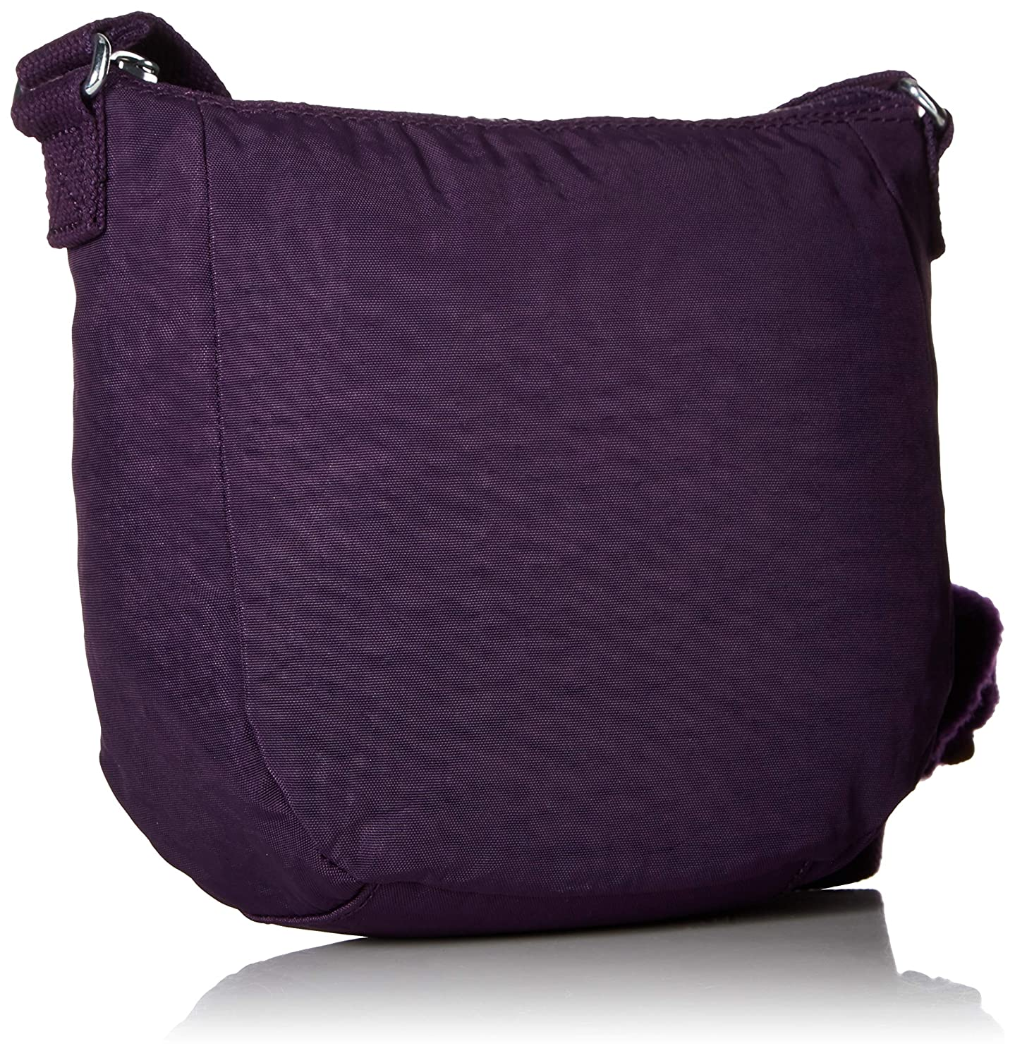 35ee297c0a6 Kipling Bailey Extra Small Solid Minibag, Deep Purple: Amazon.co.uk:  Clothing