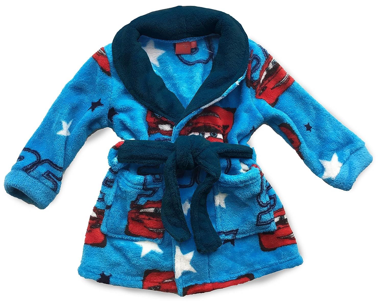 Disney Cars Dressing Gown Fleece