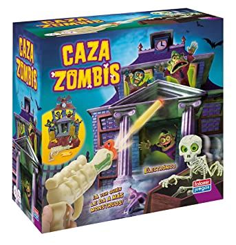 Falomir Caza Zombis 27270 Amazon Es Juguetes Y Juegos