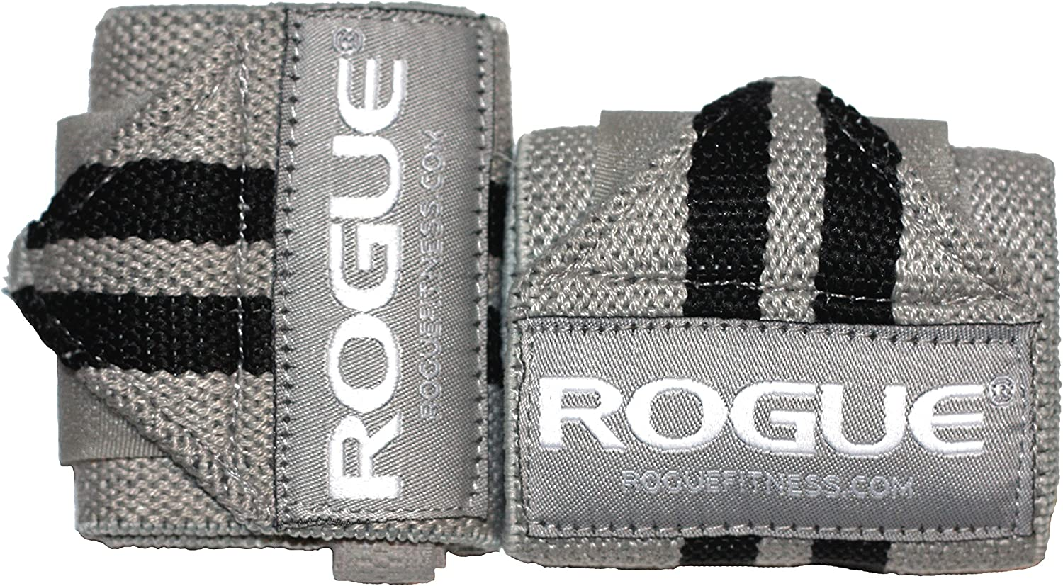 Rogue Fitness Wrist WrapsAvailable in Multiple Colors Gray,12/'/'
