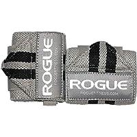 """Rogue - Muñequeras para ejercicio, disponibles en varios colores, Gris, 12"""" (30.48cm)"""