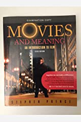 Exam Copy for Movies and Meaning: An Introduction to Film, 5th Edition Paperback