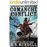 Comanche Conflict: A Historical Western Novel (Stonecroft Saga Book 14)