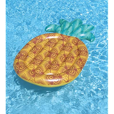 Swimline Pineapple Pool Float: Toys & Games