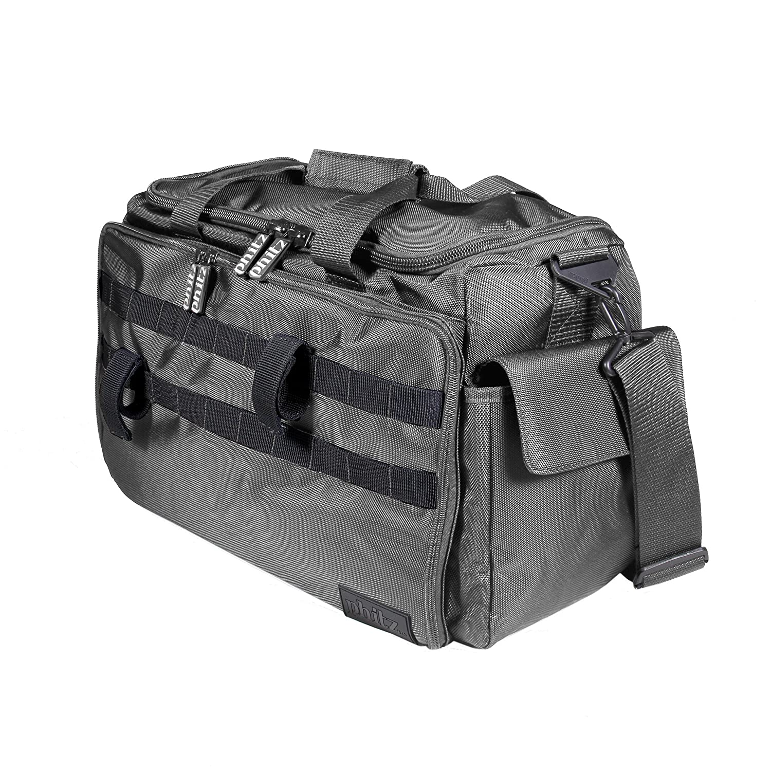 Phitz Stage Duffle  Charcoal - PH89941SDF  LLC