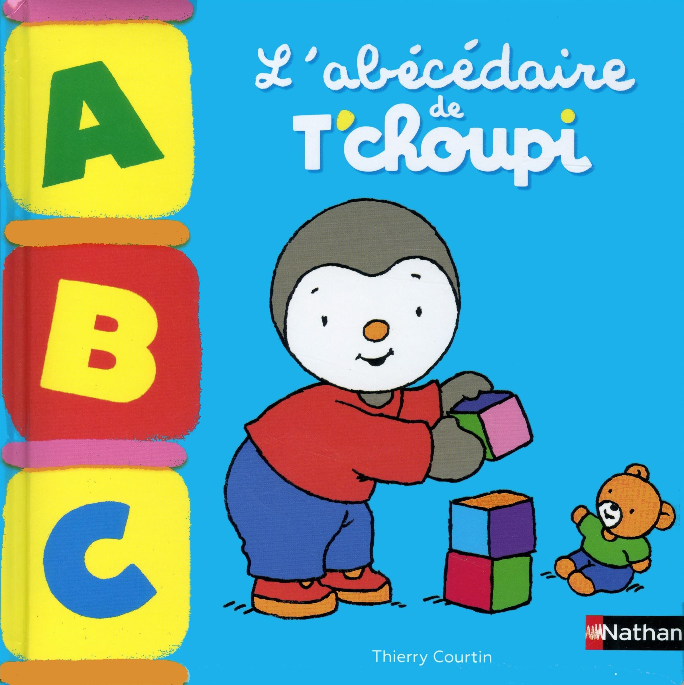 Amazon Com L Abecedaire De T Choupi T Choupi Plus French Edition 9782092580943 Courtin Thierry Books