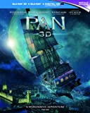Pan (Blu-ray 3D) [2016] [Region Free]