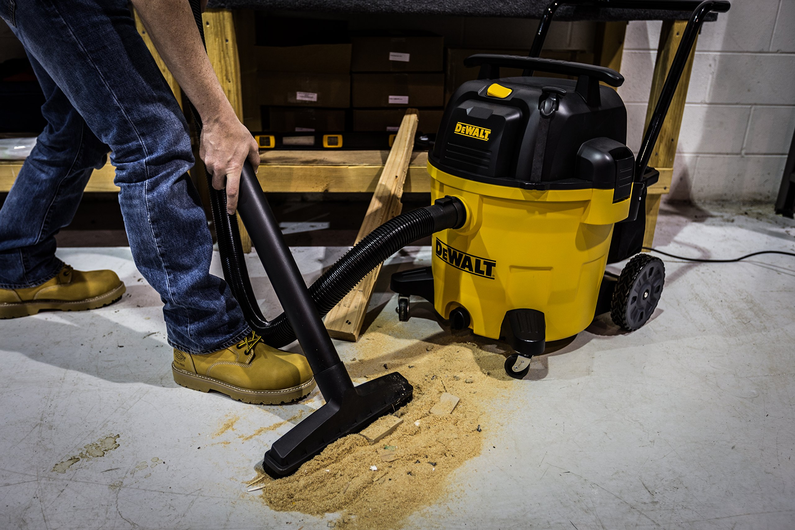 DeWALT 14 Gallon Poly Wet/Dry Vac by DEWALT (Image #6)