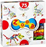 Zoob Building Blocks (75-Piece, Multi-Colour)