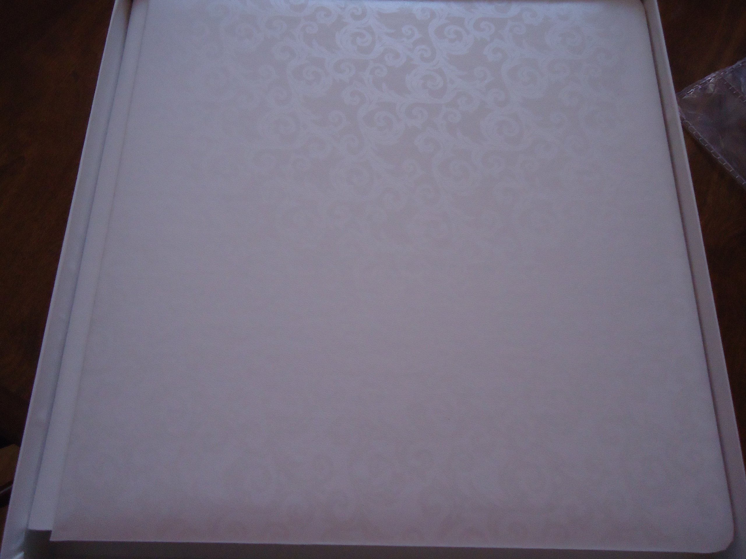 Creative Memories Promise Wedding 12 x 12 Scrapbook CM-12B