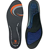 Sof Sole Airr Full Length Performance Gel Shoe Insole, Men's Size 11-12.5