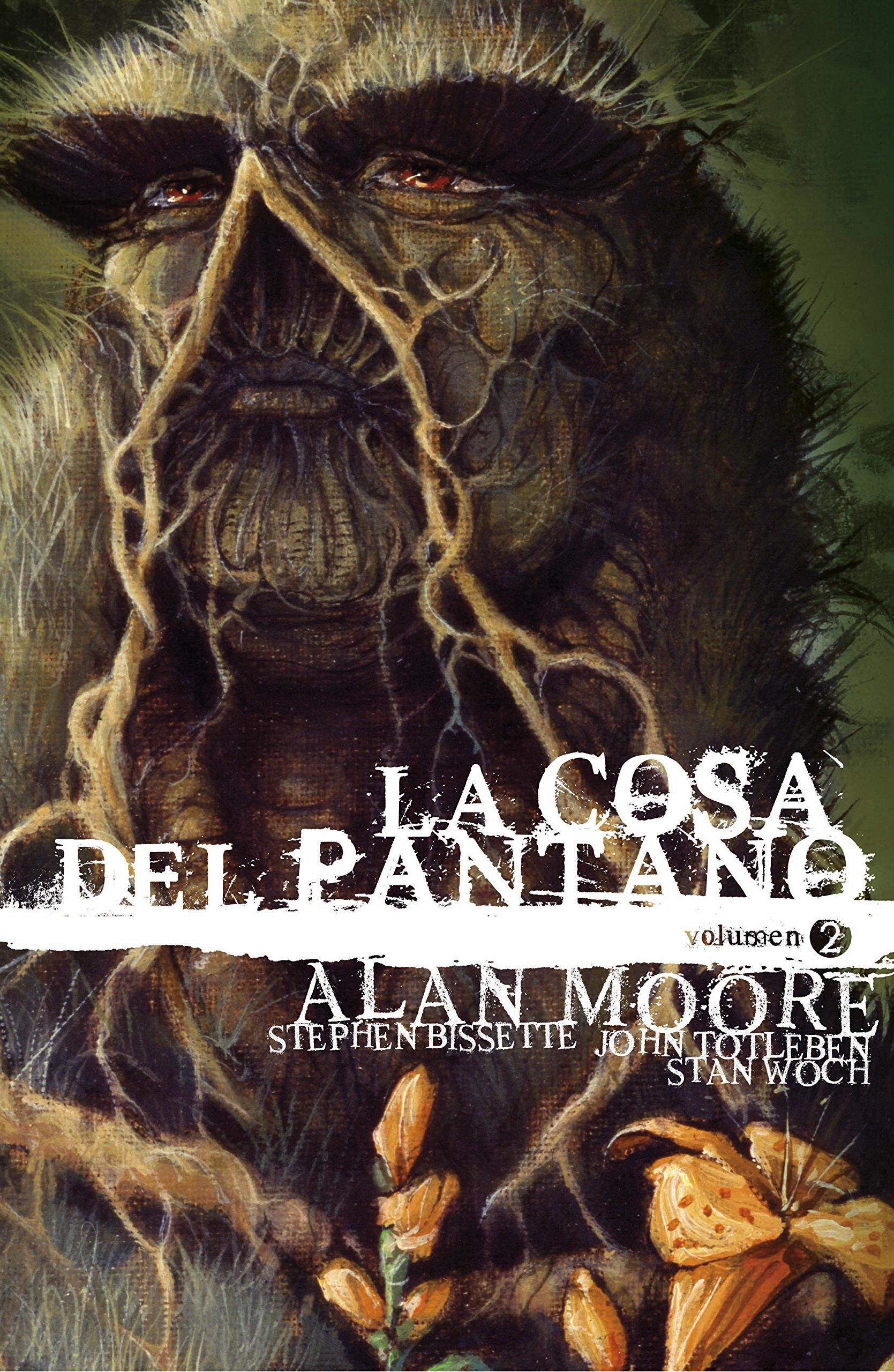 La Cosa del Pantano de Alan Moore: Edición Deluxe vol. 2 ...