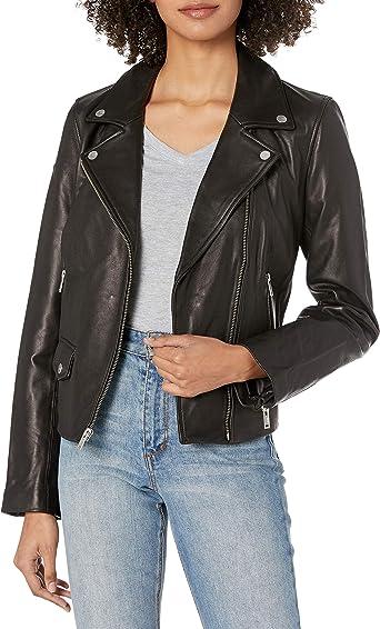 UGG Women's Alba Leather Jacket