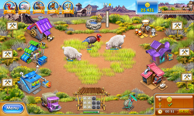 Farm Frenzy 3 (Kindle Tablet Edition)