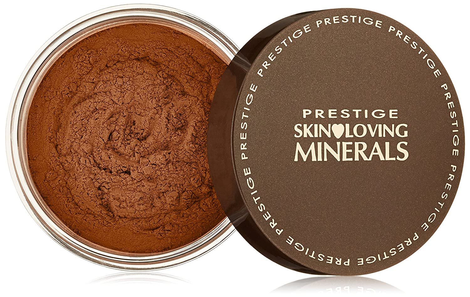 Prestige Skin Loving Minerals Gentle Finish Mineral Powder Foundation MFN-07 Deep