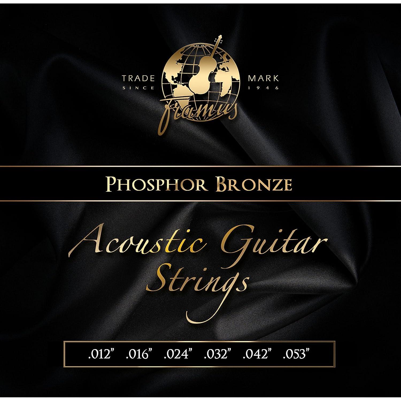 Framus Strings Phosphor Bronze Medium 012-053   Westerngitarrensaiten   NEU