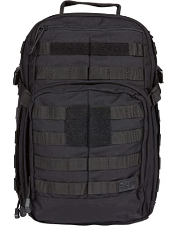 5.11 RUSH12 Tactical Military Assault Molle Backpack, Bug Out Rucksack Bag, Small, Style