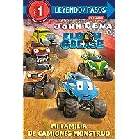 Mi familia de camiones monstruo (Elbow Grease) (My Monster Truck Family Spanish Edition) (Elbow Grease: Leyendo a pasos…