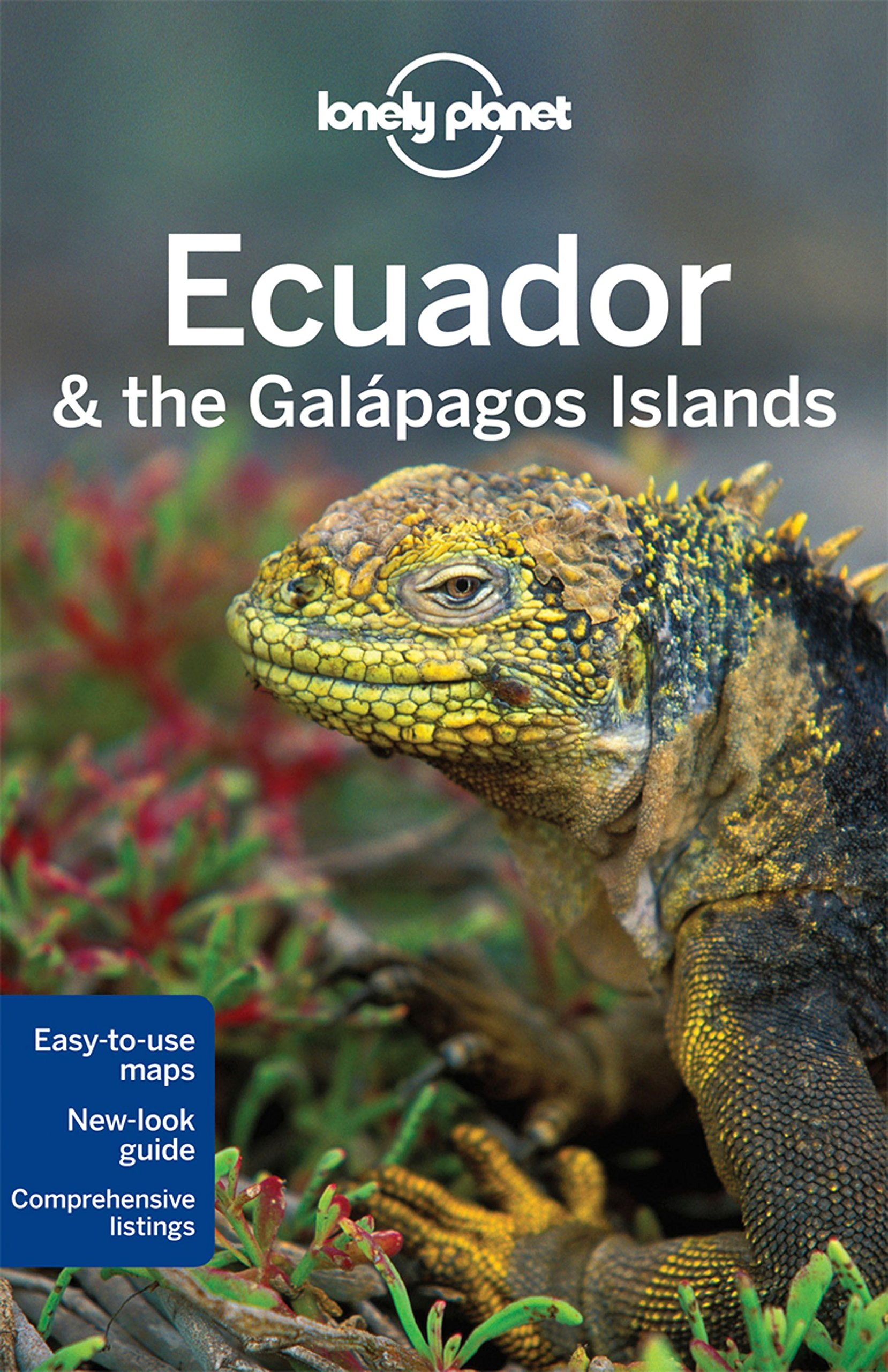 Lonely Planet Ecuador Galapagos Islands product image